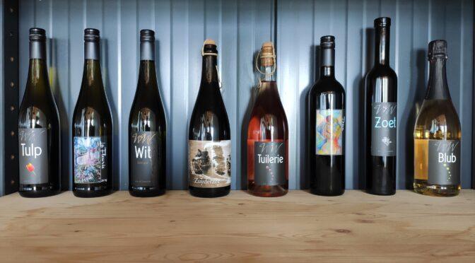 Winkel wijngoed  gesloten
